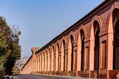 Bologna's Portico di San Luca, the Longest in the World
