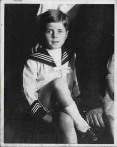 John Fitzgerald Kennedy | 1922