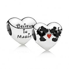 >>>Pandora Jewelry OFF! >>>Visit>> Pandora charms authentic minnie mouse mickey mouse disney kiss believe in magic silver charm for all Pandora bracelets necklace Pandora Bracelets, Pandora Jewelry, Pandora Charms, Sterling Silver Charm Bracelet, Silver Charms, Silver Rings, Apple Watch Replacement Bands, Disney Charms, Disney Pandora