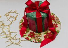 Faça você mesmo: crie um sousplat natalino para panetones - Casa