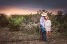 Maternity Photography   Declaring His Glory photography   couple  baby bump   sunset   country   cowboy   Texas