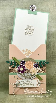The Stamp Review Crew – Beautiful Bouquet