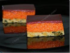 DSCF8325s_wm (Medium) Mousse, Entree Festive, Romania Food, Sushi, Vegetables, Ethnic Recipes, Medium, Cakes, Moose