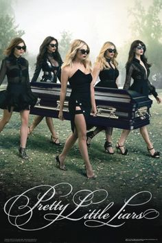 Pretty Little Liars - Coffin (24x36) - FLM49854
