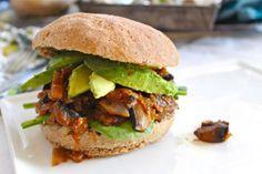 #Vegetarian, #Vegan sloppy Joes