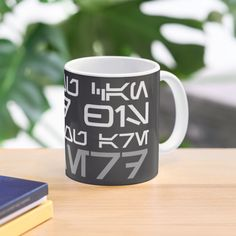 """""""If you can read this, then you are a nerd. """" Mug by ninthstreet   Redbubble Art Boards, Nerdy, Coasters, Cool Designs, Water Bottle, Tapestry, Canning, Mugs, Reading"""