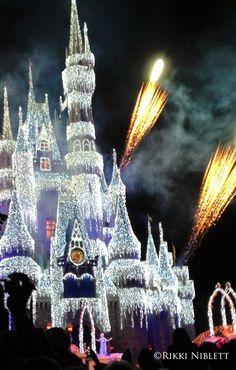A #Frozen Holiday Wish at the Magic Kingdom in Walt Disney World