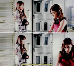 """#PLL 7x12 """"These Boots Were Made for Stalking"""" - Spencer and Aria Pll 7, Uber A, Secrets And Lies, Pretty Little Lairs, Abc Family, Best Shows Ever, I Am Awesome, Tv Shows, Lucy Hale"""