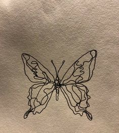 butterfly tattoo meaning . butterfly tattoo behind ear . butterfly tattoo on shoulder Back Tattoos, Future Tattoos, Tattoos For Guys, Tatoos, Sleeve Tattoos, Couple Tattoos, Tattoo Sketches, Tattoo Drawings, Drawing Sketches