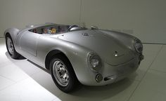 The Little Bastard was the name that James Dean gave his Porsche Spyder in 1955. It was one of only 90 that were manufactured. His friends tried to warn him when he purchased it. They felt like the car was bad news. Unfortunately, they were right. James Dean died in The Little Bastard on September 30th 1955.  Mas