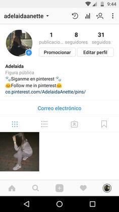 Siganme en mi Instagram  Follow me in pinterest
