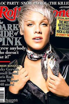 P!nk. Saw her only one time in concert. Not able to get tickets to see her again. But what a great show. Wow.