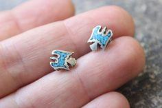 Small EARRINGS / Southwest Eagle Jewelry / by SouthwestVintage