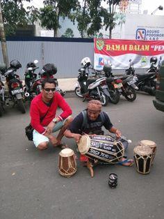 Kendang (west java music )