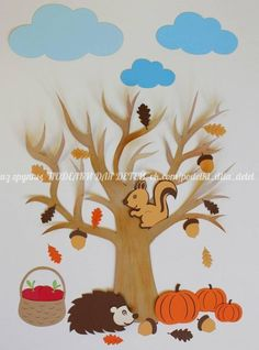 Related Posts:Tree art and craft activitiesChristmas decoration ideasProtect the ForestsFall craft and decorating ideas Fall Arts And Crafts, Autumn Crafts, Autumn Art, Diy And Crafts, Crafts For Kids, Paper Crafts, Autumn Leaves Craft, Autumn Trees, Autumn Activities