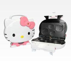 Hello Kitty Cupcake Maker: Face