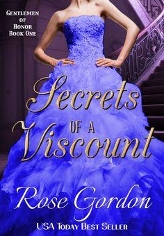 Rose Gordon - Secrets of a Viscount