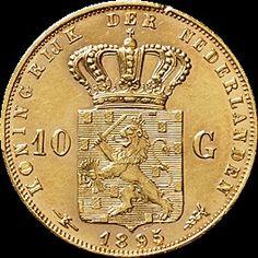Gouden tientje 1895