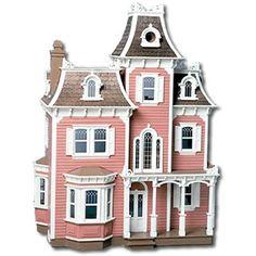 Greenleaf Dollhouses Beacon Hill Dollhouse Kit