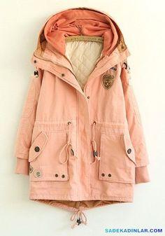 Kışlık Bayan Kaban, Mont Modelleri ve Kıyafet Kombinleri_11