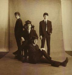 mod style Beatles