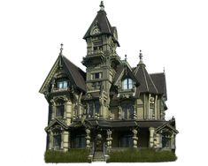 Haunted Manor Halloween