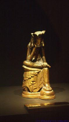 나의 문화유산 답사기 :: [중앙박물관 불교조각실] 삼국시대 금동불상, 반가사유상 (국보78,83호)