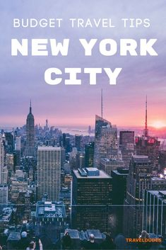 The best free things to do in New York City (NYC). Budget travel tips for your trip to the city of lights!   Blog by Travel Dudes: Community for Travelers, by Travelers!
