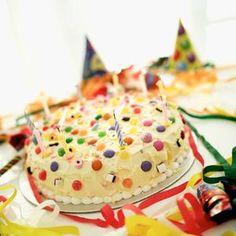 Ideas for Kids Birthday Cakes