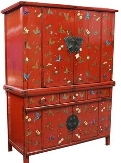 Fabulous Furniture ~ Chinese Wedding Cabinet