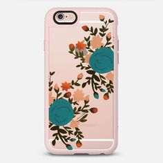 Clear Bouquet - New Standard Caese by Olive + Jude | @casetify