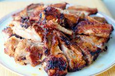 Clavel's Cook: Costelinha grelhada no forno