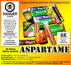 Top 10 Worst Sources of Aspartame  ~ Promoting healthy monogamous relationships, and sharing the business opportunity with others @ www.aprimetimediva.com ~