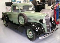 1936 Dodge Half-Ton Pickup