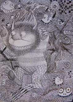 Kunstunterricht in der Grundschule, Kunstbeispiele für die Klasse 6, Schuljahr 2011-2012 - 136s Webseite!