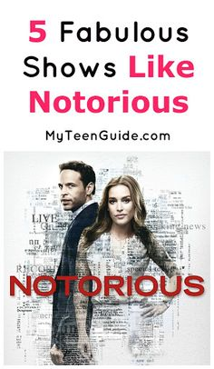 Five Great TV Shows Like Notorious with Strong Women in the Lead