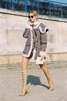 Your Guide To Fashion Week's Street-Style Stars |