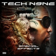 """Tech drops off """"Aw Yeah? (interVENTion)"""", which will serve as the intro to his upcoming album Special Effects. Previously: Tech – Special Effects (Album Trailer) Tech N9ne, Audio Push, Rap, Yo Gotti, Strange Music, 2 Chainz, Hip Hop Albums, Hip Hop News, Shopping"""