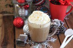 Receta fácil con explicación detallada y fotografías de todos los pasos a seguir para preparar en casa el Gingerbread latte de Starbucks.