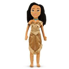 Pocahontas Plush Doll - Medium - 21'' Pocahontas https://www.amazon.com/dp/B00LUM8KJ0/ref=cm_sw_r_pi_dp_x_bGE5xb7GNTN1B