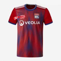 Olympique Lyonnais T-Shirt Houssem Aouar Adulte 18-19