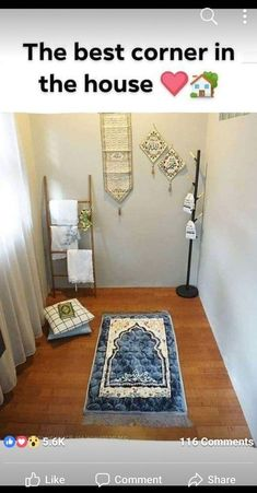 Eid decoration, eid mubarak, eid party city, why is eid celebrated, eid today Home Room Design, Room Interior Design, Home Decor Furniture, Diy Home Decor, Decoraciones Ramadan, Prayer Corner, Living Room Decor, Bedroom Decor, Islamic Decor