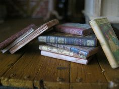 A Lavender Dilly: Easy Mini Books