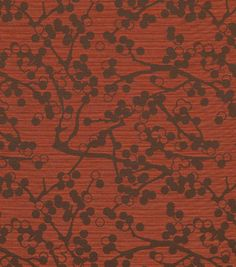 Home Decor Upholstery Fabric-Crypton Cherries-Red at Joann.com