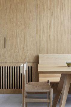 Work   William Smalley Architect // Diseño de interiores, diseño interiores madera, interior design, wood interior design, wood interior