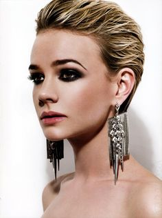 Can't wait to try this now that my pixie/s grown out a lot! Slicked Back...