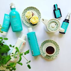 Everyone knows @Moroccanoil for the famous oil but did you know they do a huge range including shampoo conditioner hair mask mousse glisten spray and more? I adore using their products they're so nourishing and feel amazing. by threadnz