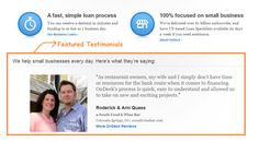Example 3 – OnDeck - Home Page