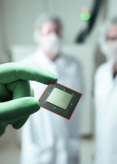Semiconductor Component in Electronics Assembly Cleanroom Facility