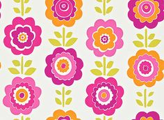 Oopsie Daisy wallpaper by Harlequin